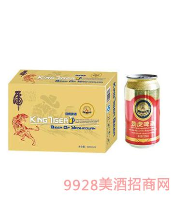 013金卡精品320mlx24啤酒