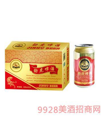 014金卡精品320mlx24啤酒