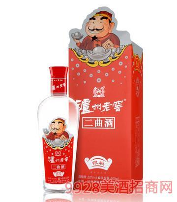 泸州老窖集团二曲财主-银版酒