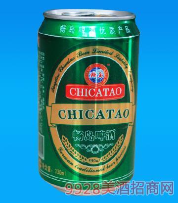 畅岛啤酒易拉罐330ml_青岛畅岛啤酒有限公司_中国佳酒