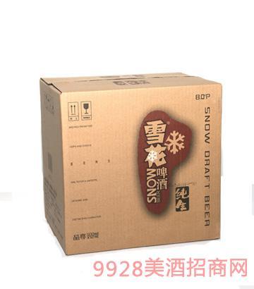 雪花啤酒500mlx12
