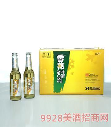 雪花啤酒 330mlx24