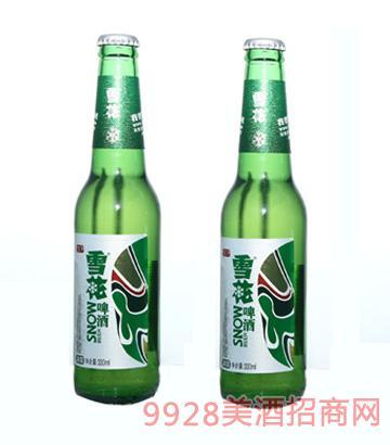 雪花啤酒330ml