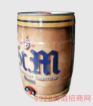 斯特曼黑啤5L啤酒