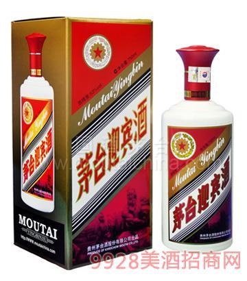 茅台迎宾酒(53度750ml)