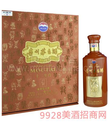 貴州茅臺酒(生肖酒-單支)