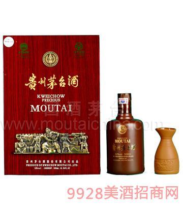 贵州茅台酒(浮雕木珍)