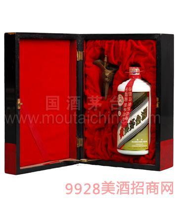 贵州茅台酒(小号木珍)