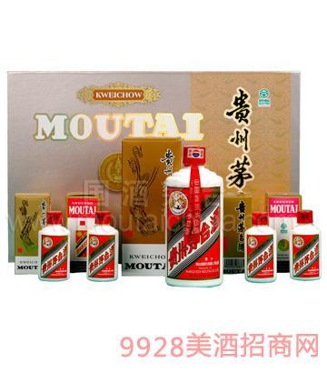 贵州茅台酒(二套盒装)