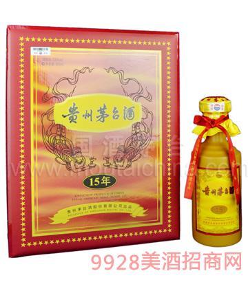 15年陈年贵州茅台酒
