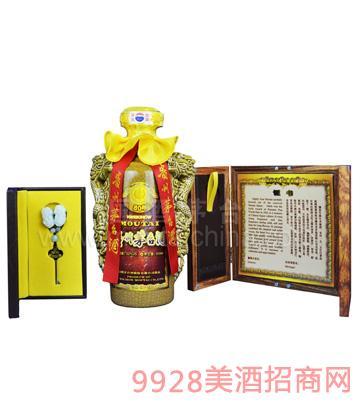 80年陈年贵州茅台酒