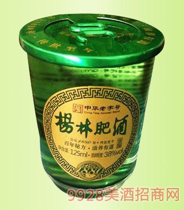 杨林肥酒125ml38度