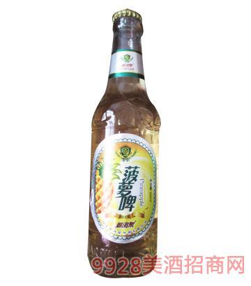 宴河泉菠萝啤啤酒