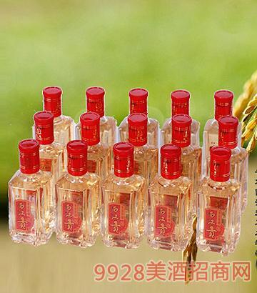 45°西江贡喜酒100mlx15 米香型