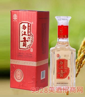 52°西江贡珍品250mlx8 米香型 酒