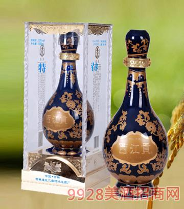 53°西江贡500mlx6 米香型酒