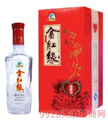 古井金红缘酒(红之缘)