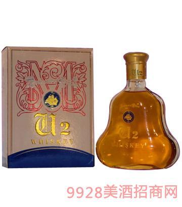 U2威士忌保健酒250ml