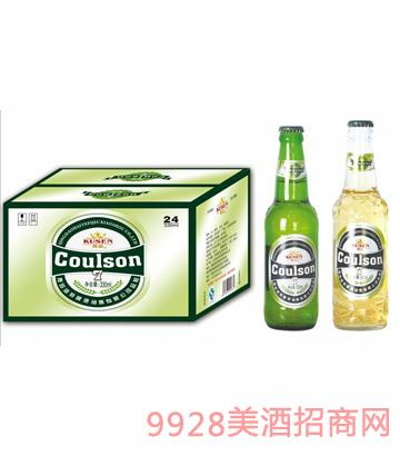 库森330ML夜场啤酒