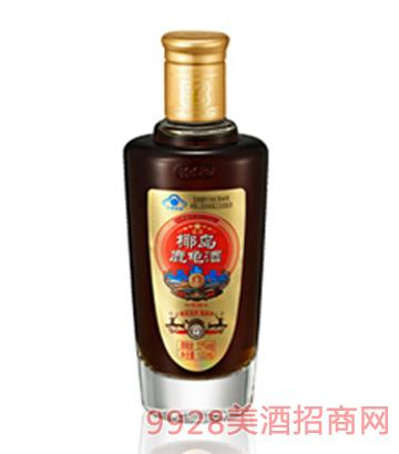 100ml椰岛鹿龟酒(特制)1x24