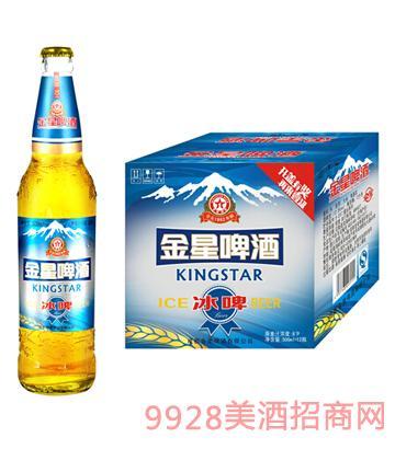 金星啤酒冰啤500ml