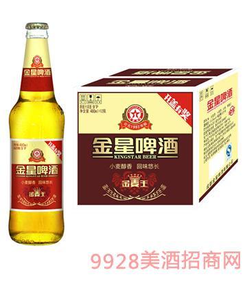 金星啤酒金麦480ml
