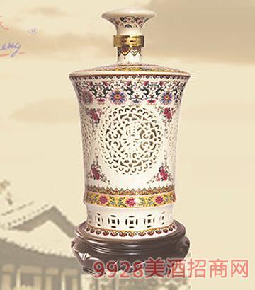 盛世中华红花 56°酒