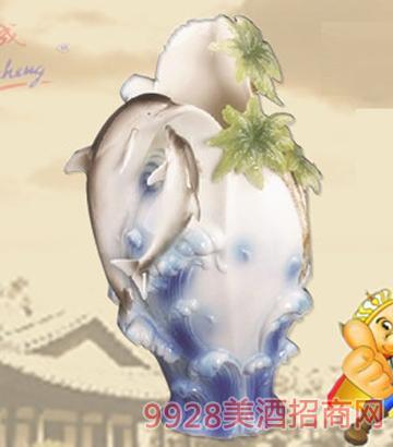 福成漫海风52°酒