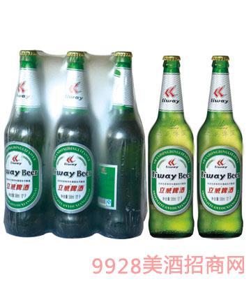 朔包立威啤酒588ml
