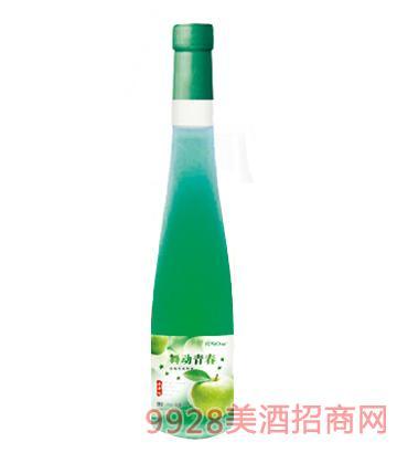 锐派鸡尾酒 苹果味舞动青春375mlx12