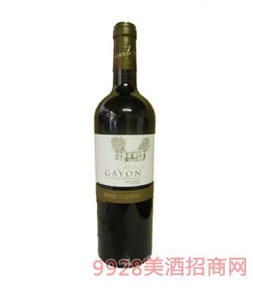 嘉咏酒庄上等波尔多AOC干红葡萄酒