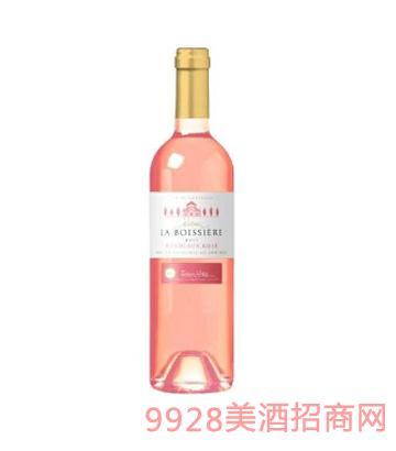 拉博斯叶酒庄波尔多大区AOC玫瑰红酒