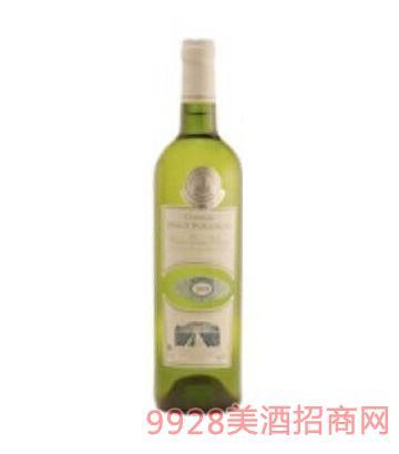 普南酒庄干白葡萄酒12.5°