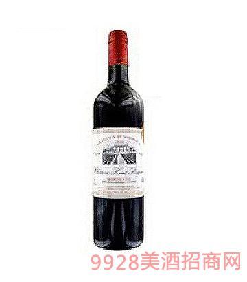 普南酒庄干红葡萄酒13°