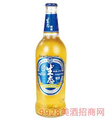 精生態啤酒