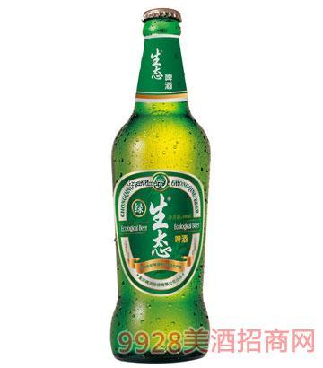 綠生態啤酒