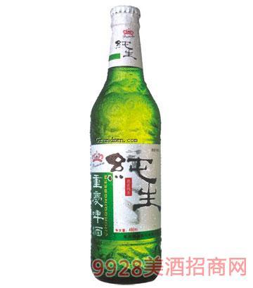 重庆纯生啤酒
