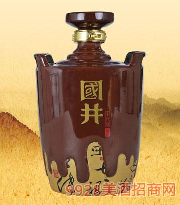 国井芝麻香封藏酒