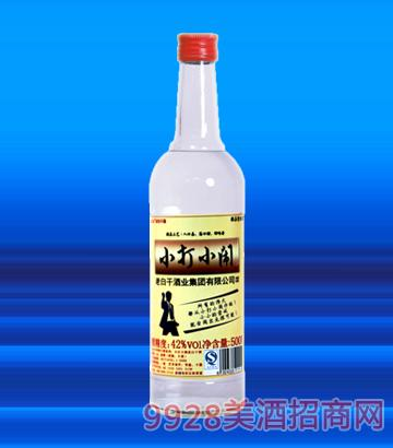 小打小闹(青春励志小酒)黄标42°500ml
