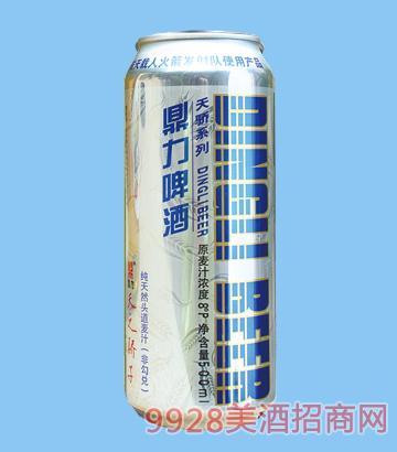 鼎力啤酒500ml 8°P