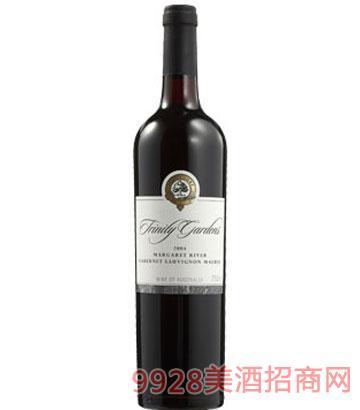 圣景园解百纳马贝克干红葡萄酒