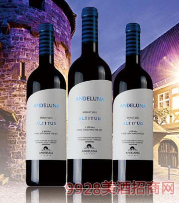 海拔系列:梅洛葡萄酒