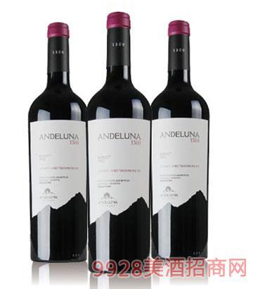 1300系列:梅洛葡萄酒