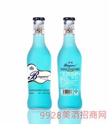 冰威蓝莓味鸡尾酒3.8°275ml