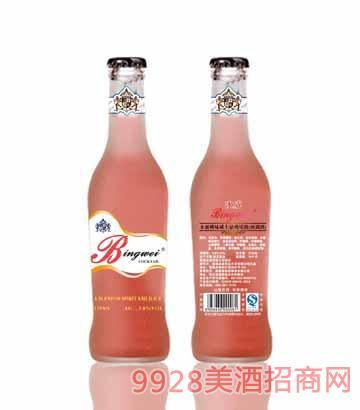 冰威水蜜桃味鸡尾酒3.8°275ml