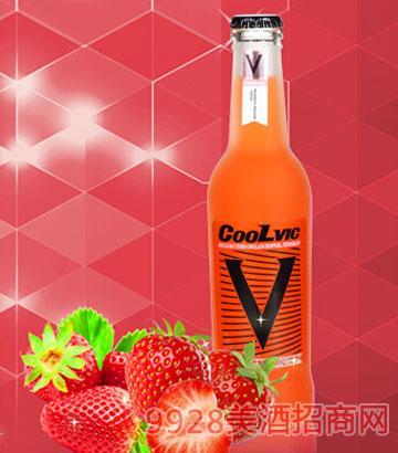 酷锐鸡尾酒草莓