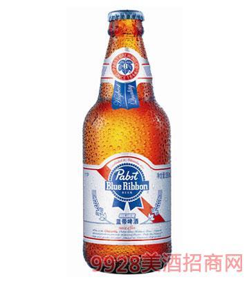 銀質藍帶啤酒350ml