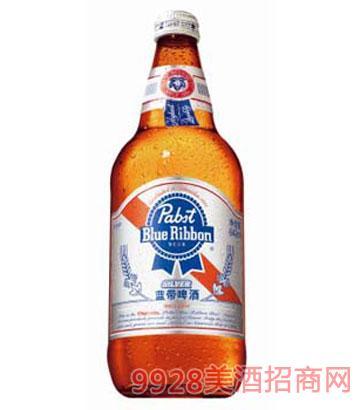 金質藍帶啤酒350ml
