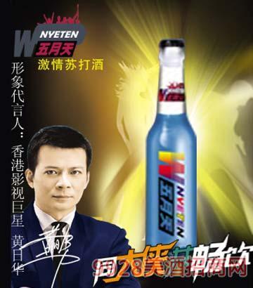 SD002-275ml蓝莓味苏打酒