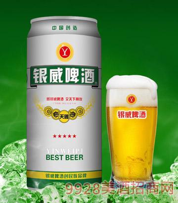 500ml-天赐啤酒